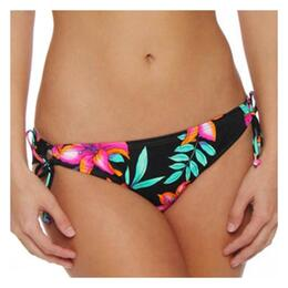 Reef Jr. Girl's Tropic Vibe Tunnel Side Bikini Bottom