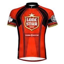 Primal Wear PBR Men's Lone Star Cycling Jersey