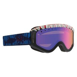 Anon Youth Tracker Snow Goggles with Blue Amber Lens
