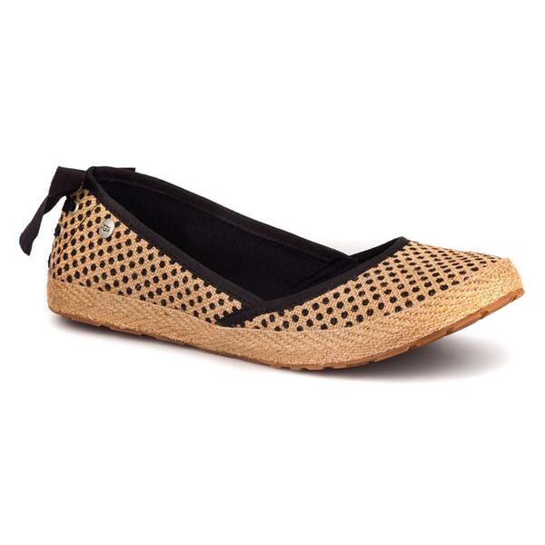 UGG® Women's Indah Burlap Slip-on Shoes