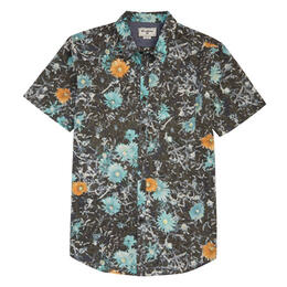 Billabong Men's Dreams Short Sleeve Shirt
