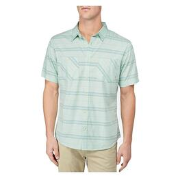 Reef Men's River Bed Woven Shirt