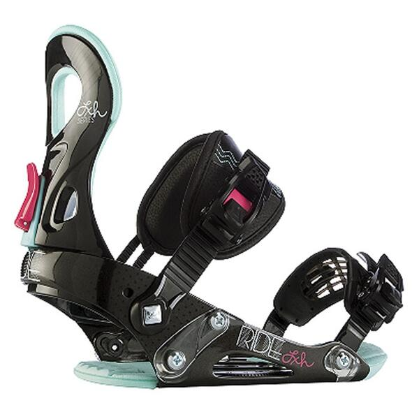 Ride Women's LXh Snowboard Bindings '12