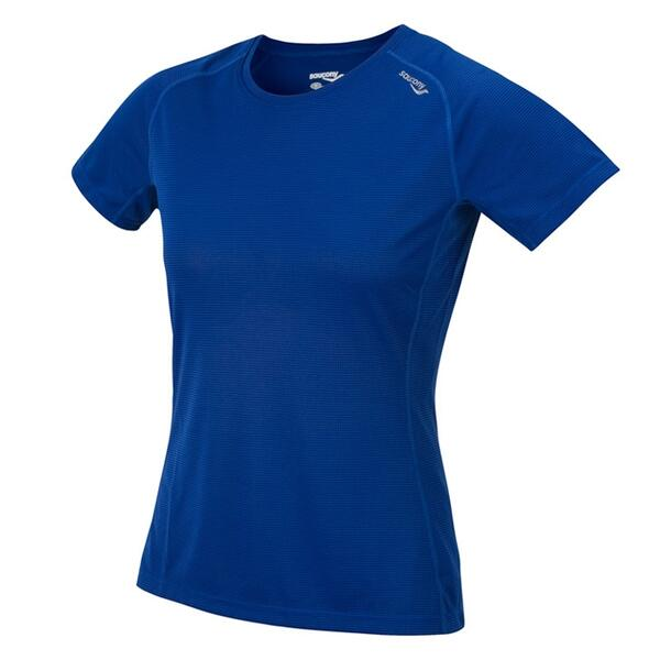 Saucony Women's Hydralite Short Sleeve Running Top