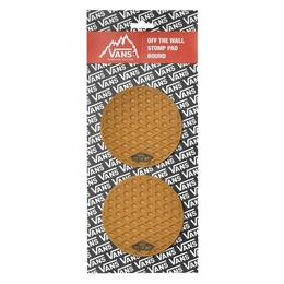 Vans Off The Wall 2 Piece Round Stomp Pad