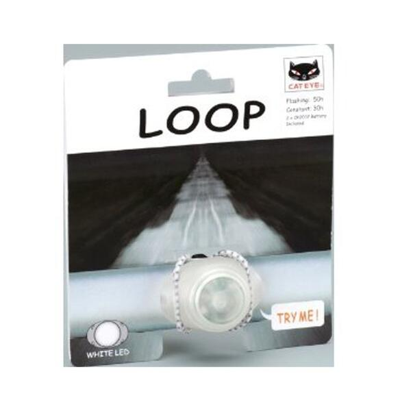 Cateye Loop Light Bicycle Light