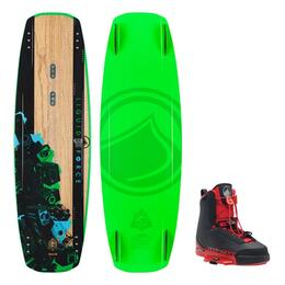 Liquid Force Men's Flx Wakeboard W/ Tao Bindings '15