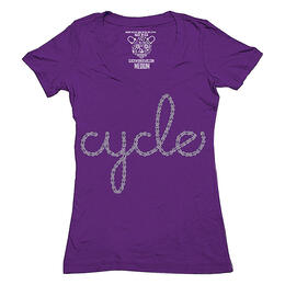 Clockwork Gears Women's Cycle T-Shirt