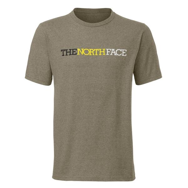 The North Face Men's Short Sleeve Rappelling Tee Shirt