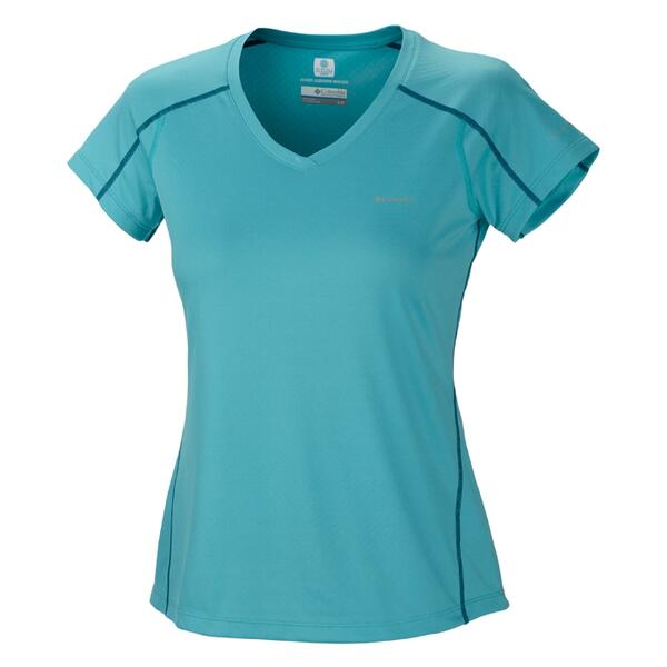 Columbia Sportswear Women's Freeze Degree Short Sleeve Shirt
