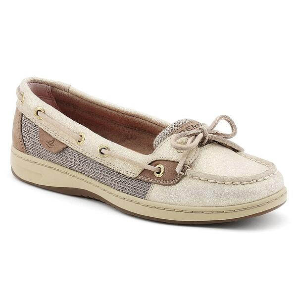 Sperry Women's Angelfish Mesh Slip-on Boat Shoes