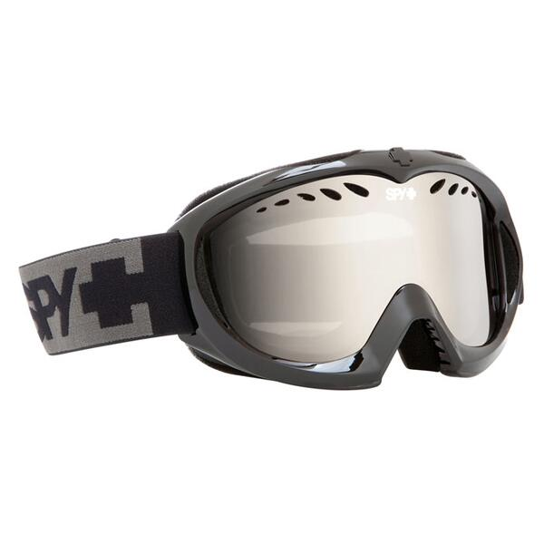 Spy Youth Targa Mini Goggles with Bronze/Silver Mirror Lens