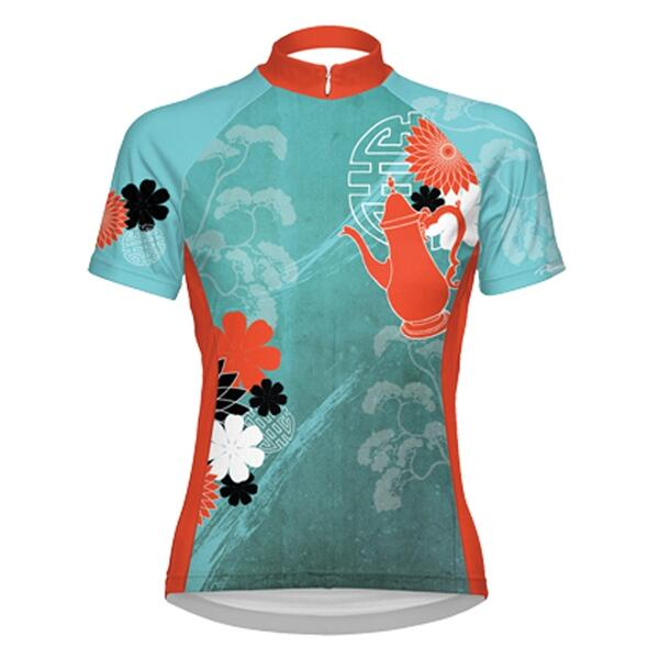 Primal Wear Women's Tea Time Cycling Jersey