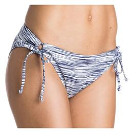 Roxy Jr. Girl's Road Less Traveled 70's Lowrider Bikini Bottom