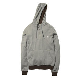 Element Men's Cornell Solid Henley Hoodie