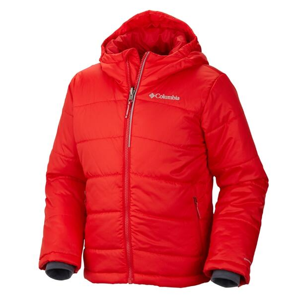 Columbia Sportswear Boy's Shimmer Me Insulated Jacket