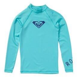 Roxy Girl's Whole Hearted Ls Rashguard