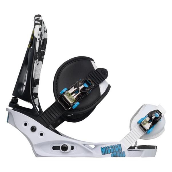 Burton Kid's Mission Smalls Snowboard Bindings '12