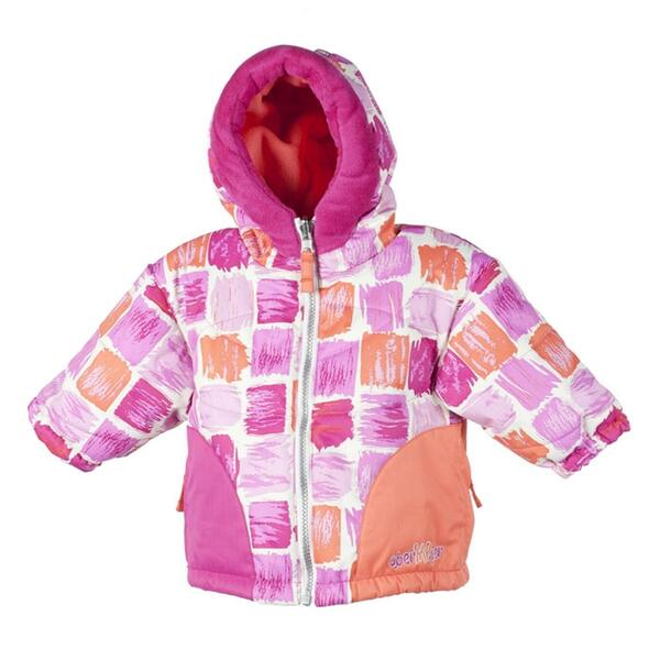Obermeyer Toddler Girl's Belle Insulated Jacket