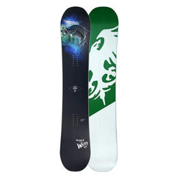 Never Summer Men's West X Wide Snowboard