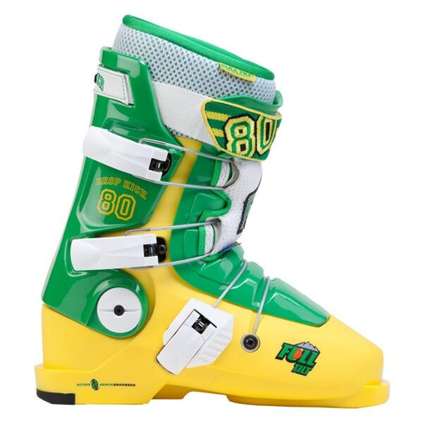 Full Tilt Men's Drop Kick Freestyle Ski Boots '12