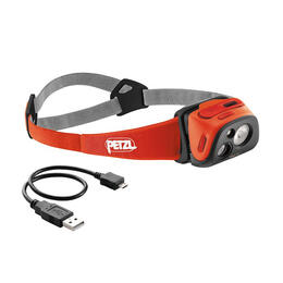 Petzl Tikka R+ Rechargeable Headlamp
