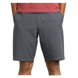 Rvca Men's Benefits Hybrid Shorts