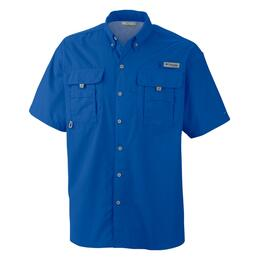 Columbia Sportswear Men's Bahama Ii Short Sleeve Shirt