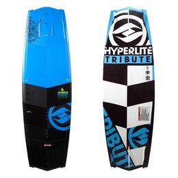 Hyperlite Men's Tribute Wakeboard with Focus Bindings '15