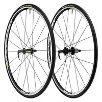 Mavic Ksyrium Equipe S 25 Clincher Road Bike Wheelset and Tire System '14