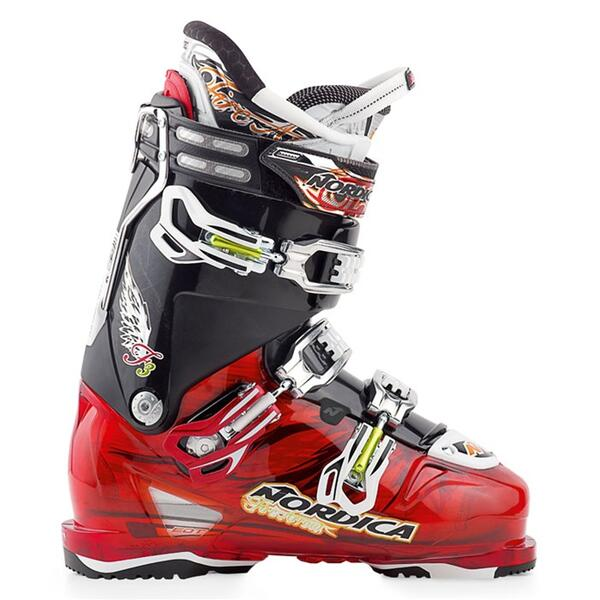 Nordica Men's Firearrow F3 Performance Ski Boots '12