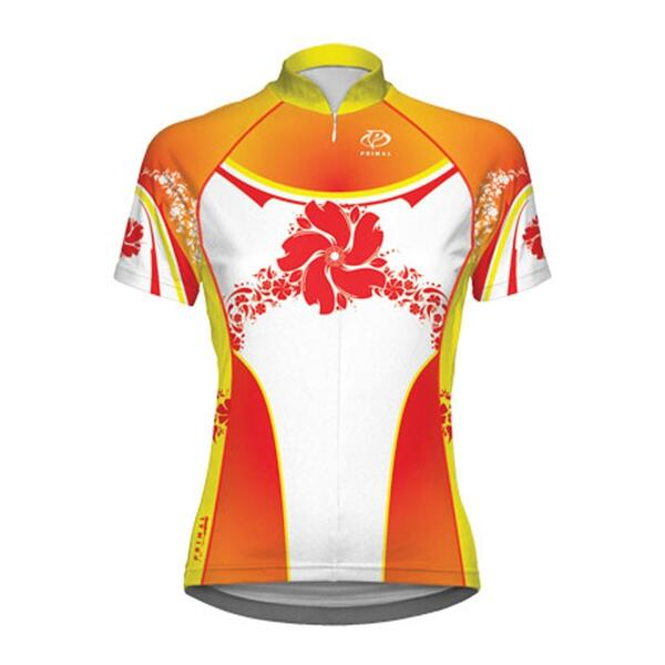 Primal Wear Women's Tiki Cycling Jersey