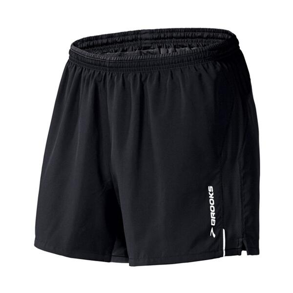 "Brooks Men's 5"" Essential Run Shorts"