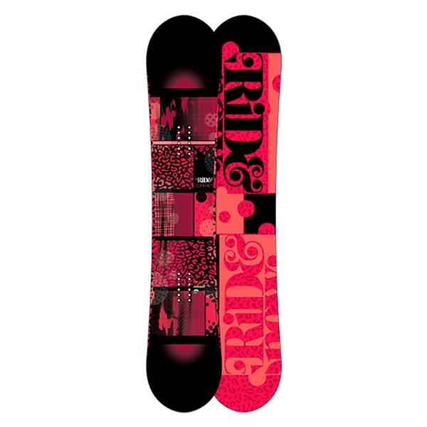 Ride Women's Compact Snowboard '13