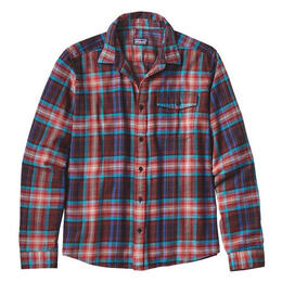 Patagonia Men's Fjord Flannel Long Sleeve S