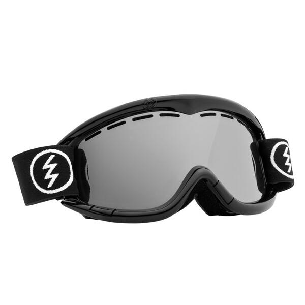 Electric Youth EG1K Snow Goggles with Bronze/Silver Chrome Lens