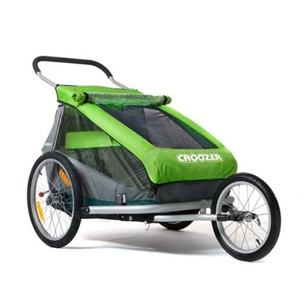 Croozer Kid For 2 Child Carrier