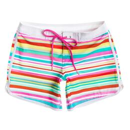 Roxy Girl's Stripe Boardshort