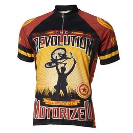 World Jerseys Revolution Cycling Jersey