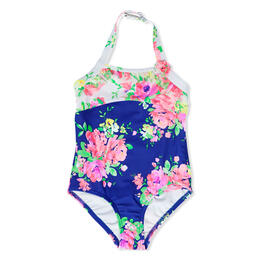 Hula Star Toddler Girl's Romance Swimsuit