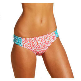 Cabana Life Women's Coral Seas Bottom
