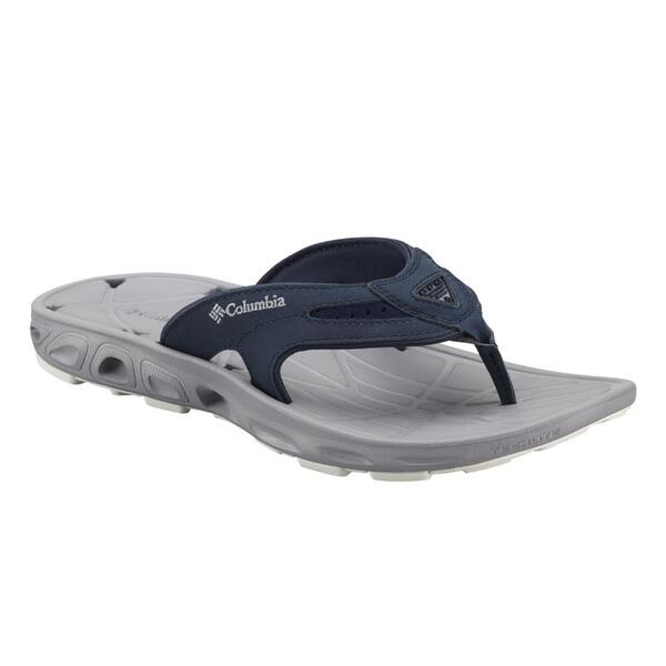 Columbia Men's Techsun Vent Flip Leather PFG Sandal
