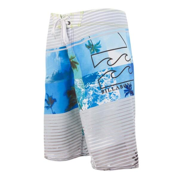 Billabong Men's Burning Up Boardshorts