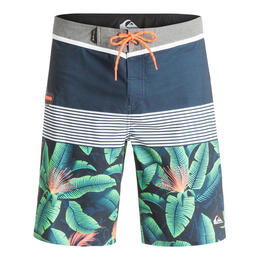 Quiksilver Men's Division Remix Vee Shorts