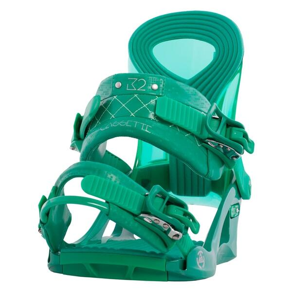 K2 Women's Cassette Snowboard Bindings '15