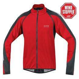 Gore Bike Wear Men's Phantom 2.0 WINDSTOPPER® Cycling Jacket