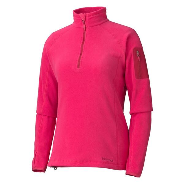 Marmot Women's Flashpoint Half Zip Fleece