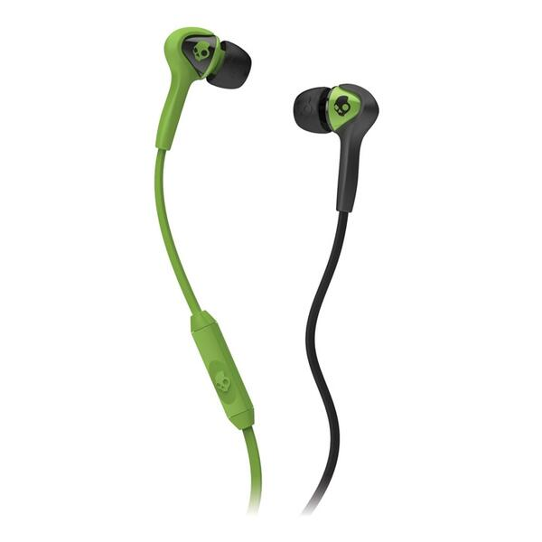 Skullcandy Mic'd Smokin' Buds Earphones