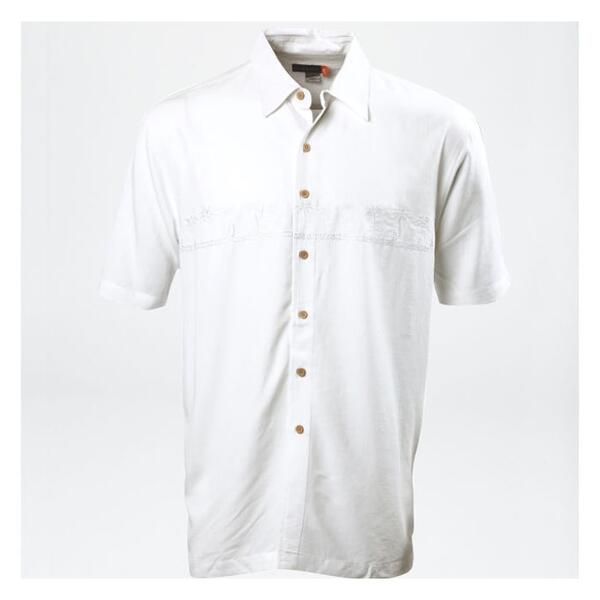Quiksilver Men's Tahiti Palms Shirt