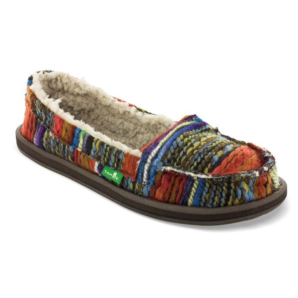 Sanuk Women's Meltdown Casual Shoes